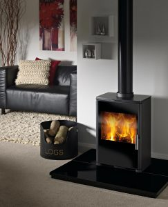 Vega 450 Glass Stove