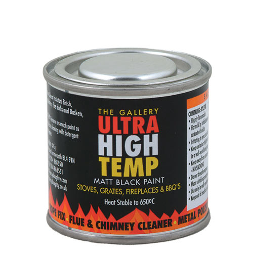 Ultra High Temperature Stove Paint