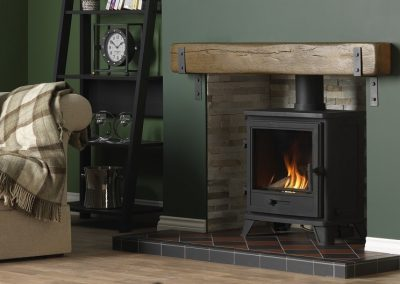 Bassington Gas Stove